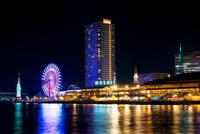 神戸ハーバーランドumie MOSAIC
